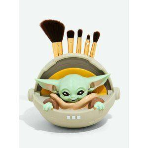 Loungefly Star Wars Mandalorian Makeup Brush Set